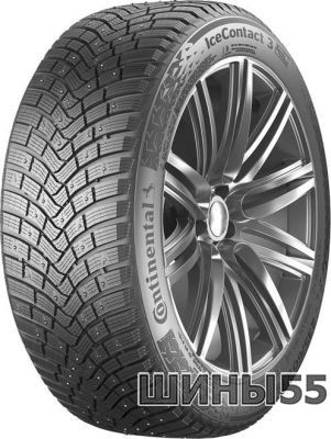 Шина 195/65R15 Continental ContiIceContact 3 (95T)