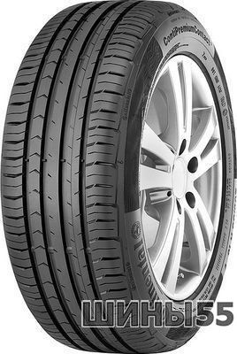 Шина 215/55R17 Continental ContiPremiumContact 5 (94V)
