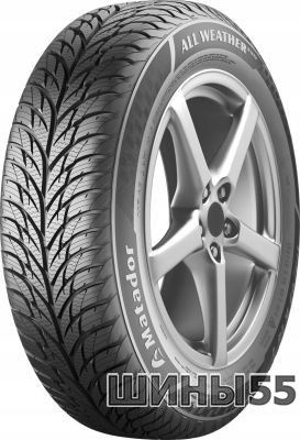 Шина 205/55R16 Matador MP62 Weather Evo (91H)