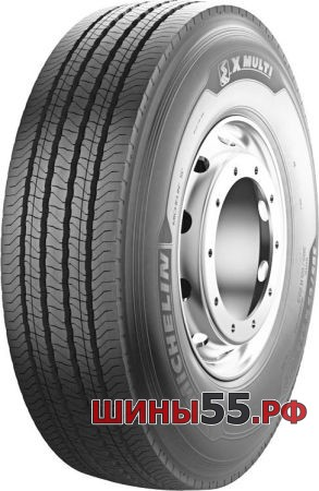 Шины 385/65R22.5 Michelin X Multi F (158L)